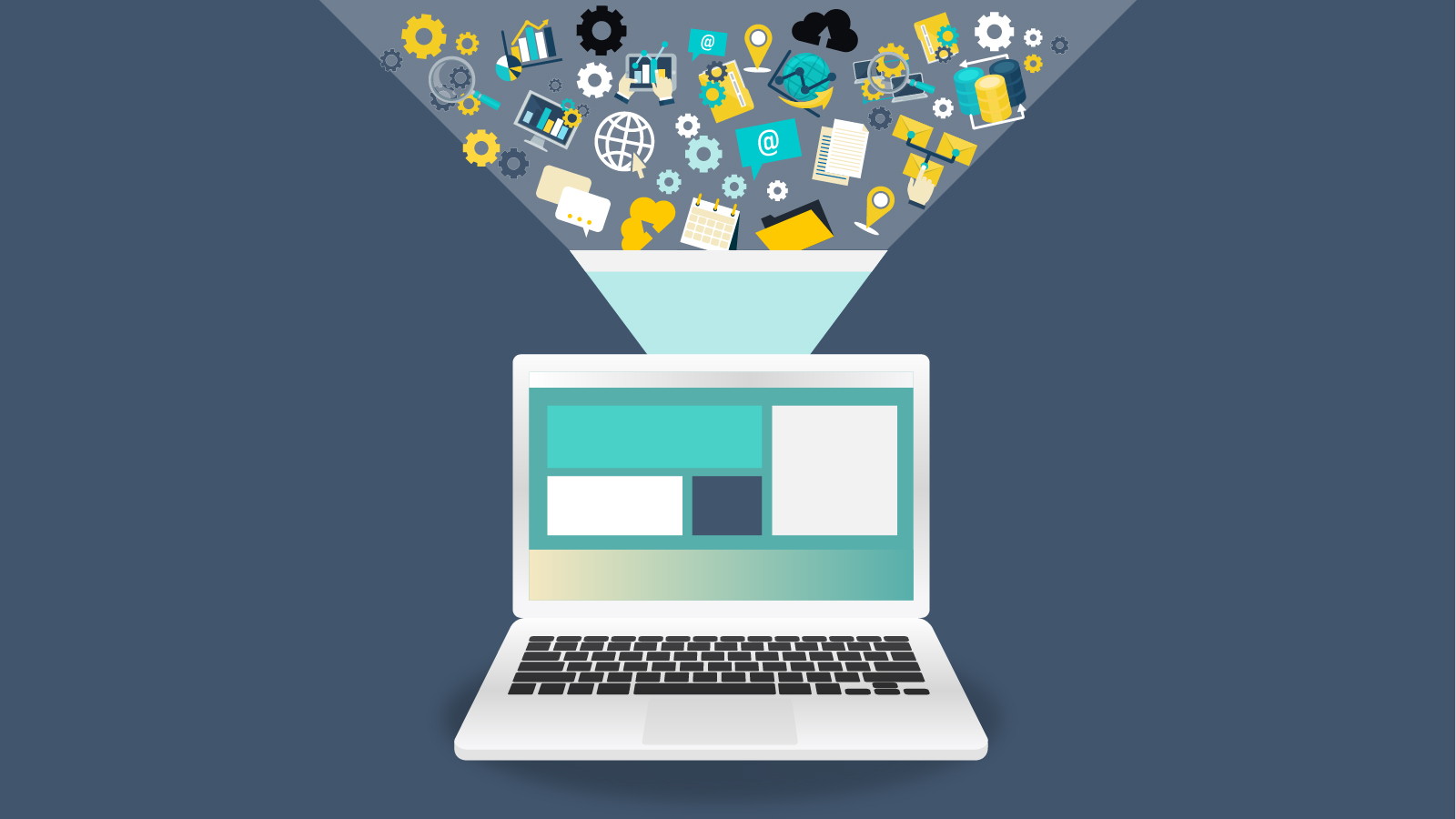 How data management can support your business Blog article visual - Digital Plant Sdn Bhd